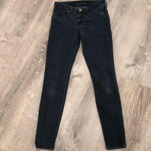Rich & skinny dark wash jeans 27